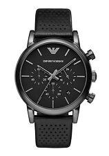 Emporio Armani Men's Round Wristwatches