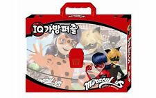 Miraculous Ladybug Puzzle Bag 4 Set 18/25/35/48 Piece Jigsaw Puzzle Bag Box Kids