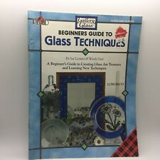 Plaid Gallery Glass Stained Glass Beginners Guide to Glass Techniques 9370 J