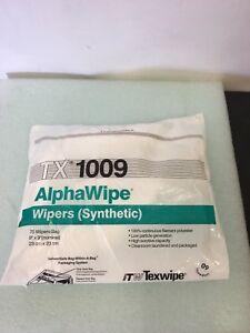 ALPHAWIPE TX 1009