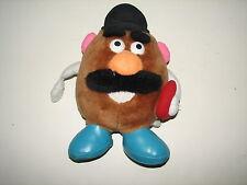 "VTG Rare Mr. Potato Head Plush Stuffed Doll w Heart 12"" Toy Story"