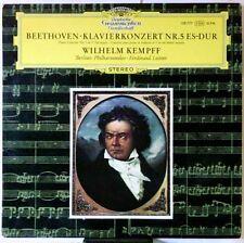 Beethoven Piano Concerto 5 Klavierkonzert (138 777)  by Wilhelm Kempff
