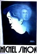 Original Plakat - Michel Simon