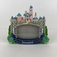 Disneyland 3D Picture Frame Sleeping Beauty Castle Tinkerbell