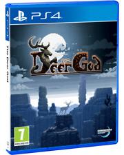 The Deer God Art Games PlayStation 4 Brand New Region Free
