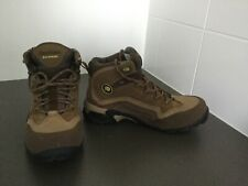 DUNHAM CLOUD WATERPROOF BOOTS, SIZE 9.5 EXTRA WIDE, AS NEW!