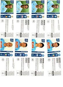 Panini Champions League 2011 / 2012 10 Sticker aus 167 aussuchen UEFA CL 11/12