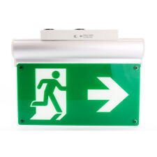 LED Emergency Lighting Exit Sign 3hour Maintained & Non-Maintained Light Olympia