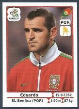 PANINI EURO 2012- #259-PORTUGAL-BENFICA-EDUARDO