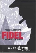 FIDEL Movie POSTER 27x40 V ctor Huggo Martin Gael Garc a Bernal Gael Garc a