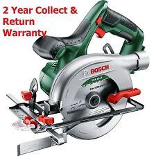 Bosch Green PKS-18 Li (BARE TOOL) CordlessCircularSaw 06033B1300 3165140743266#v