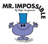 Mr Impossible by Roger Hargreaves 1978 Paperback