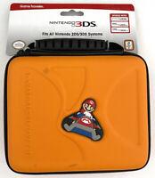 Super Mario Nintendo 3DS XL 2DS XL Game Traveler Console Case 3DS205MK NEW