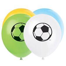 Articoli bianchi Amscan per feste e occasioni speciali, tema calcio