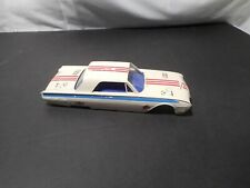 Authentic Model Turnpike Car Body