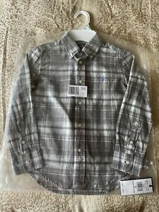 BNWT POLO RALPH LAUREN BOYS SHIRT, SIZE 5Y