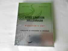 Stieg Larsson - Milennium - Director´s Cut auf  Blu Ray  - Top Zustand!