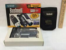 Bushnell Image View Binoculars 10x25 & Digital Camera Black Velvet Pouch 11-1025