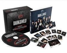 BTS 1st Album DARK & WILD Vol 1: CD +Photobok+PhotoCard+PostCard+GiftPhoto bts