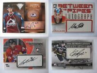 2013-14 ITG Heroes and Prospects A-CB Bishop Clark  autograph
