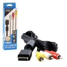 Câbles et adaptateurs s-vidéo pour console de jeux vidéo