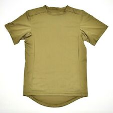 US Navy ORC Level 1 Silk Weight S/S Shirt Coyote Brown X-LARGE LONG XL-L PCU L1