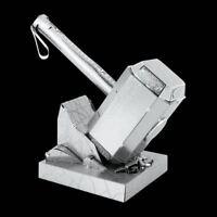 Metal Earth Mjölnir - Thor's Hammer DIY laser cut 3D steel model kit