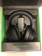 Razer Kraken Tournament Edition Black Over the Ear Headsets for Multi-Platform