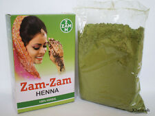 100g NATURAL HENNA HERBAL POWDER Mehandi Tattoo 100% Herbal (3.5oz)