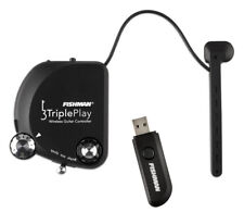 Fishman Triple-Play Wireless MIDI Rechargeable USB Guitar Controller w/Software