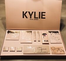 NEW! KYLIE JENNER Cosmetics Take Me On Vacation Bundle Makeup Gift Set Big Box
