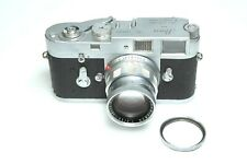 Leica M2 + Leica Summicron 50mm F/2
