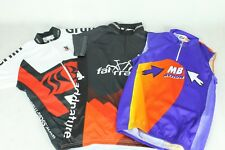 "3 x 38"" Chest Cycling Jerseys Vintage Short & Sleeveless Shirts Pre-owned (559)"