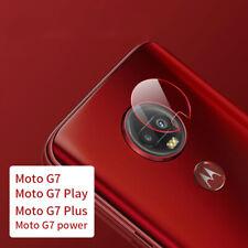 2x Camera Lens Tempered Glass for Motorola Moto One G5 G5S G6 G7 8 X4 X5 Z Z2 Z3