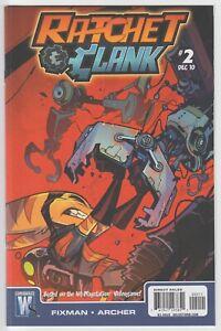 Ratchet and Clank (2010) #2 - Adam Archer - DC/Wildstorm