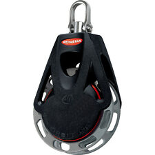 Ronstan Series 40 Ratchet Orbit Block - Single - Auto - Swivel Shackle Head