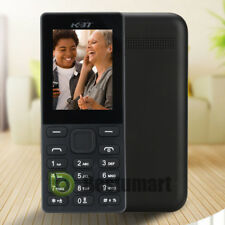 UNLOCKED SIMPLE BIG BUTTON IMAGE GSM MOBILE CELL PHONE FOR SENIORS ELDERLY USA