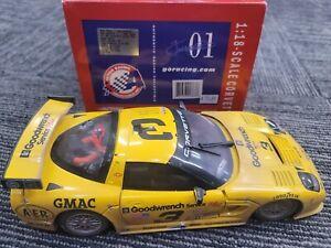 Dale Earnhardt Jr Andy Pilgrim Kelly Collins #3 2001 C5-R Corvette 1:18 Raced