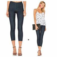 NWT rag & bone tech Simone denim pant crop womens size 2 back zip L26 capri NEW