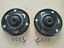 FOR ROVER 75 MG ZT FRONT LEFT RIGHT SUSPENSION TOP MOUNTINGS MOUNTS BEARINGS KIT
