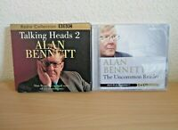 Alan Bennett Talking Heads 2 & The Uncommon Read On CD BBC Audio Audiobook