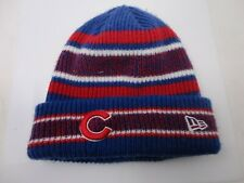 New Era MLB Chicago Cubs Knit Hat Beanie