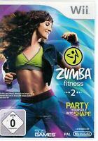 Zumba Fitness 2 (inkl. Fitness-Gürtel) [video game]