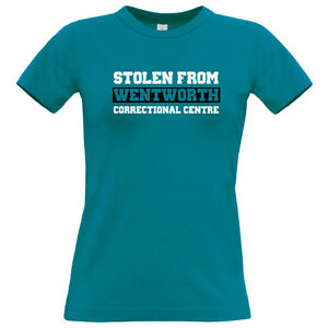 Stolen from Wentworth T-shirts and Hoodies Prisoner Cell Block H Retro