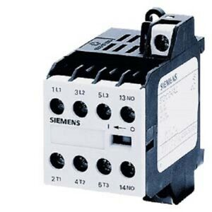 3TG1010-0AL2 Auxiliary contacts NO Contactor3-pole Contacts NO x3