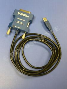 National Instruments NI GPIB-USB-HS+ Interface Controller / Analyzer