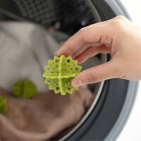 4pcs Waschmaschine Haar Entfernung Gerät Kleidung Wäsche Ball Wasche PNE