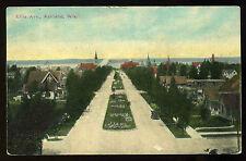 1910 1915 era Ashland Wisconsin Ellis Ave. avenue Postcard