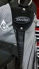 dunlop dual strap 6 way stand bag
