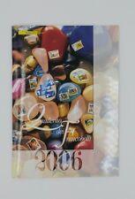 Quaderno dei francobolli 2006 NUOVO! con tasche adesive - edito Poste Italiane